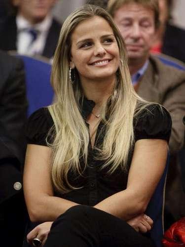 Milene Domingues (Ex esposa de Ronaldo): Esta hermosa ex futbolista brasileña estuvo casada con el popular ex delantero hasta 2003.