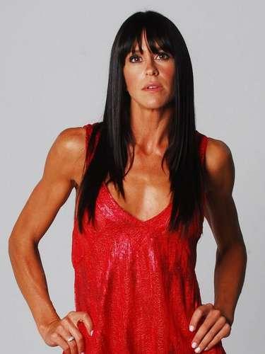 Carolina Baldini (Esposa de Diego Simeone): Esta bella modelo argentina es la esposa del ahora entrenador argentino del Atlético de Madrid desde que tenía 21 años.