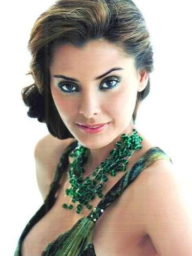 Señorita Quindío. Daniella Calderon Novoa.