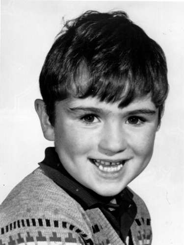 El verdadero nombre de este niño es Georgios Kyriacos Panayiotou, mucho más conocido como George Michael.