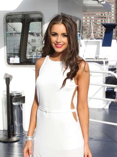 El artista ha comenzado un intenso romance con Olivia Culpo, elegida Miss Universo el pasado año.