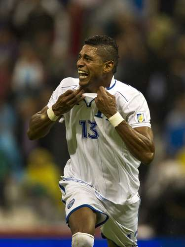 Carlos Costly (Honduras): He's always delivered against Mexico and the Aztecazo was no exception. The first goal in the 2-1 win was scored by Jerry Bengston after a deflection a Costly cost. The veteran then scored the game winner a couple minutes later.