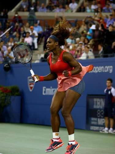 La menor de las hermanas Williams también se llevó un premio de 2,6 millones de dólares, más otro millón por haber ganado las Series Open.