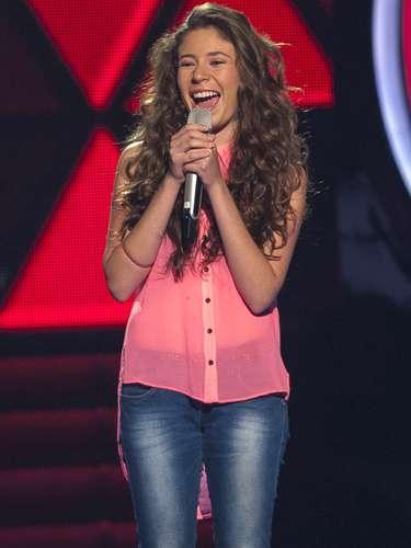 Con el tema 'Ahora Tú', Kate Botello se integró al equipo de Marco Antonio Solís.