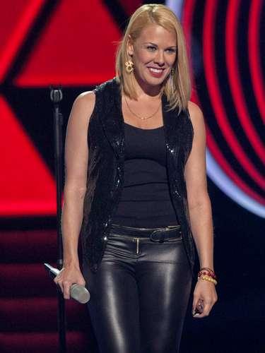 Samantha Rae tiene como coach a David Bisbal gracias a su interpretación de 'Como Diablos'.