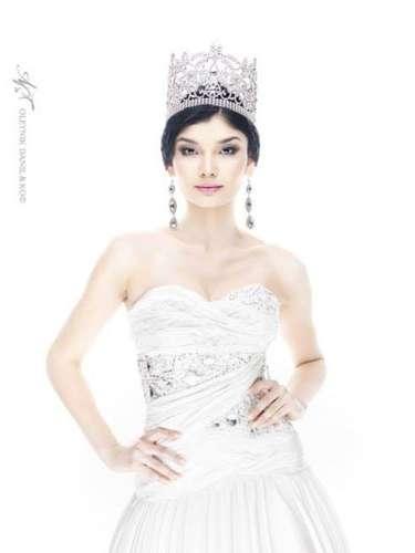 Esta joven de 21años de edad, también fue la ganadora de del título The Most Beautiful Shymkent Girl.