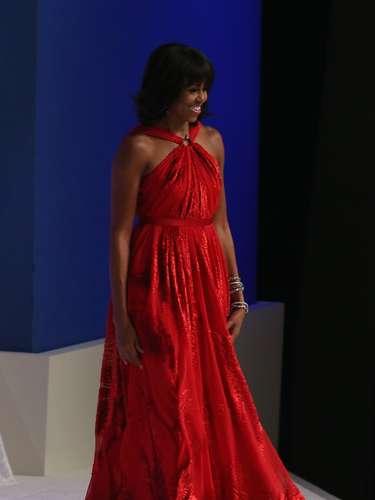 A sus 49 años Michelle Obamatiene el título de la mujer más estilosa de revistas como People y Vanity Fair.