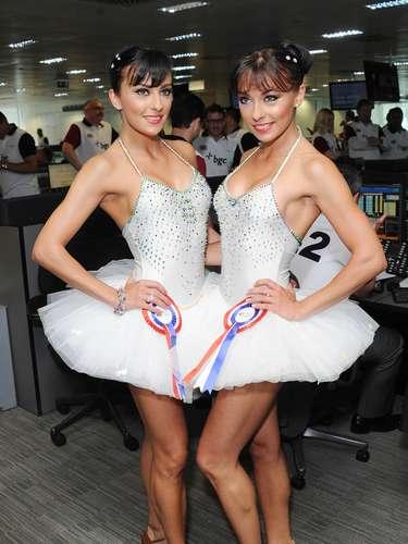 Monica y Gabriela Irimia