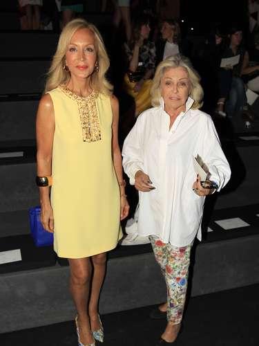 Carmen Lomana o Beatriz de Orleans han sido dos de los rostros que han querido mostrarle su apoyo al prestigioso diseñador