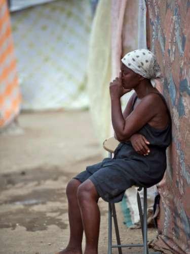HAITÍ: Este país de las Antillas encabeza el ranking con el 77 % de sus habitantes viviendo bajo un ambiente de pobreza. Según datos del Banco Mundial, más de la mitad de la población haitiana vive con menos de $1 dólar al día.
