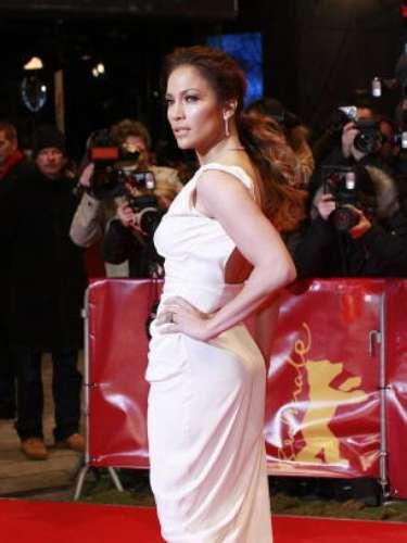 La Cantante Y Actriz Jennifer Lopez Es Una Latina Que Siempre Ha