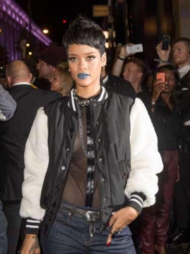 Rihanna es una mujer reconocida por su sensualidad, la cantante afirmó que le encanta el 'sexo agresivo' con látigos y cadenas.