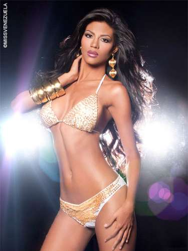 Miss Vargas - Irene Valeria Velásquez Velásquez. Tiene 19 años de edad, mide 1,80 metros de estatura y procede de Baruta
