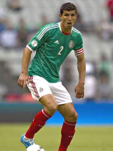Francisco 'Maza' Rodríguez volvería a la defensa central de la selección mexicana