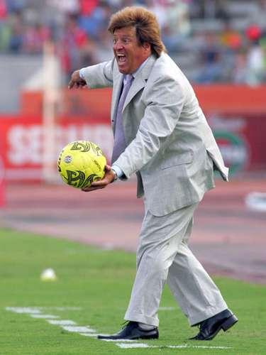 Miguel Herrera tomó el debe ser considerado como uno de los grandes errores en su carrera al tomar a Veracruz en el 2008.
