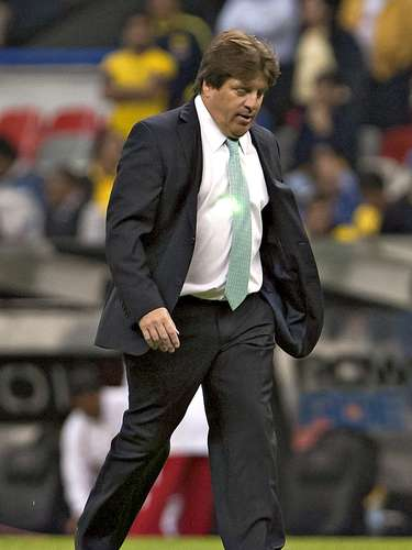 Miguel Herrera culmina su obra con América en el Clausura 2013 con un regreso épicoc en la final ante Cruz Azul para ser campeones y el \