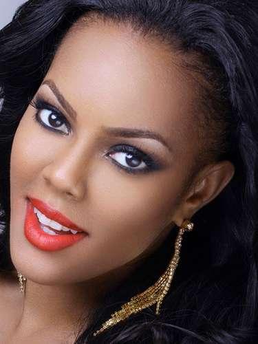 Linda morena y de expresiva sonrisa es Miss Bahamas, Lexi Wilson. Con 22 años de edad, reside en Nasáu.