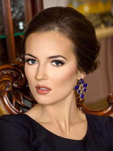 Espectacualar Miss Lituania, Simona Burbait. Tiene 21 años de edad y reside en Vilna