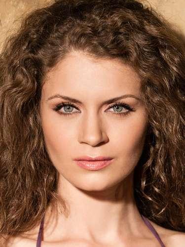 Rizos de oro los de Miss Rumania, Roxana Oana Andrei. Tiene 26 años de edad y reside en Târgovite