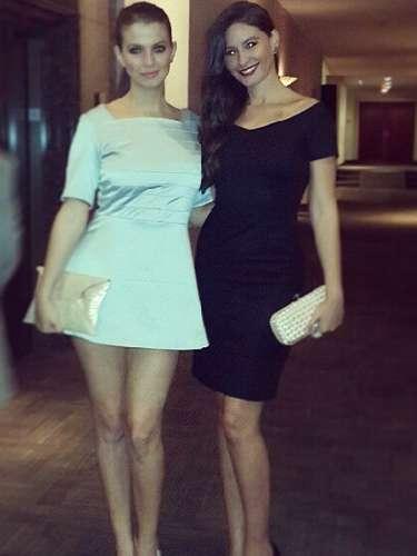 La belleza y estilo de Taliana y Ana Lauraimpacta en redes sociales.