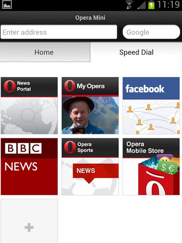 Opera Mini на Android Скачать Опера Мини для Андроид. бетховен скачать бесп