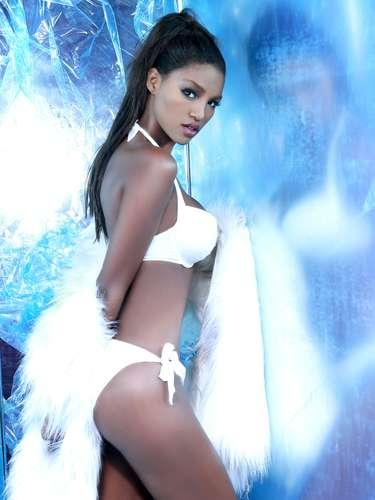 Miss Israel - Yityish Aynaw. Tiene 21 años de edad, mide 1.83 metros de estatura(6 ft 0 in)y procede de Netanya