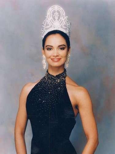 La mexicana se impuso sobre sus contrincantes de Holanda, Estados Unidos, Jamaica, Unión Soviética y Venezuela, sorprendiendo al público y los jueces con su belleza y talento.