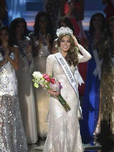 La bella venezolana, María Gabriela Isler, de 25 años, se quedó con la corona de oro y platino de Miss Universo 2013, luego de imponerse sobre otras 85 chicas de todos los rincones del planeta.