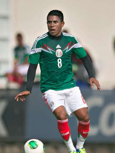 Juan Carlos Medina se ha vuelto un hombre de toda la confianza para Miguel Herrera.