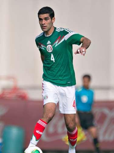 El corazón de la motivación del Tri es Rafa Márquez, quien le da ese trabajo defensivo, pero más de experiencia y liderazgo dentro y fuera de la cancha.