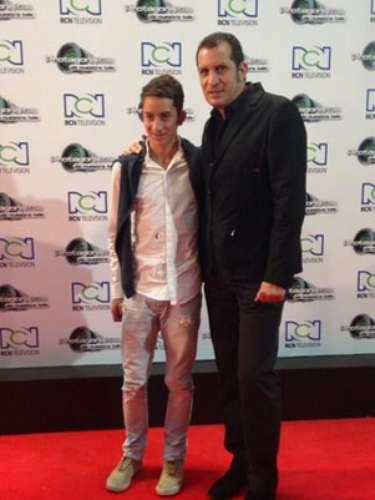 Juver Bilvao, ganador de Protagonistas de Nuestra Tele 2013