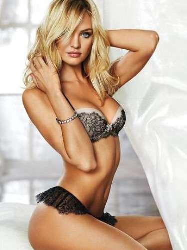 Candice Swanepoel. La hermosa sudafricana, un ángel de Victoria's Secret, luce una de las figuras más envidiables en el mundo del modelaje. Y es que lo tiene todo: curvas, cinturita, senos, pompas...