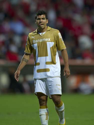 Robín Ramírez  was released by Pumas