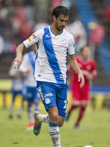 Jonathan Lacerda has also left Puebla