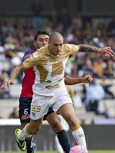 Ariel Nahuelpan will join Pachuca from UNAM.
