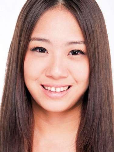Miss China Taipei - Lyu Ying Li, tiene 19 años de edad, mide 1.74 metros de estura (5 ft 8 1/2 in) y reside en Taipei.