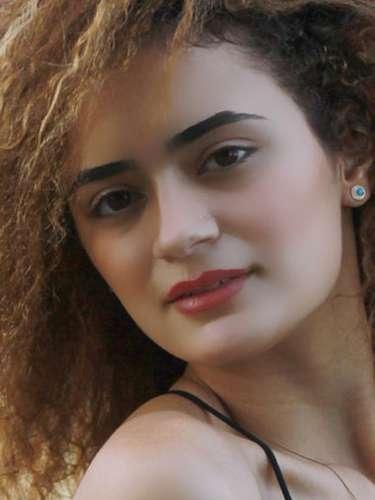 Miss Israel - Maria Abboud.