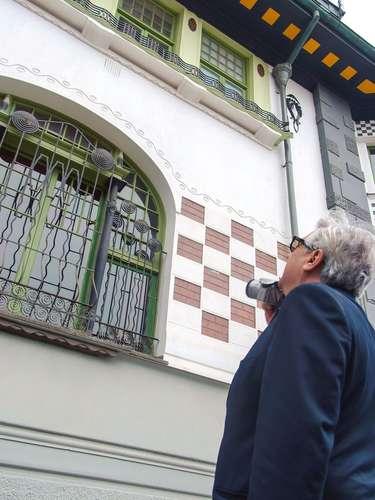 Dos asesores internacionales de Unesco, Silvio Mendes Zanchetti y Luis María Calvo, realizaron una visita inspectiva al Puerto de Valparaíso, declarado Patrimonio de la Humanidad, y analizaron el caso del Mall Barón.