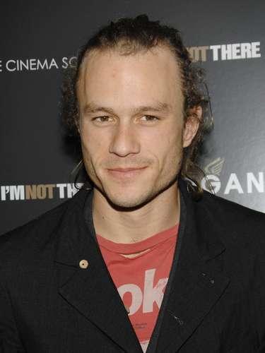 Heath Ledger se perfilaba para ser uno de los mejores actores de Hollywood debido a sus excelentes actuaciones en la pantalla grande.