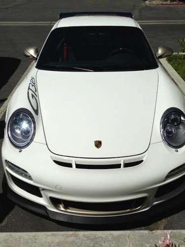 El Porsche 911 GT3 RS de Paul Walker. Un monstruo en la carretera y la pista, los 600 caballos de fuerza del Porsche 911 GT3 RS son cosa de locos.