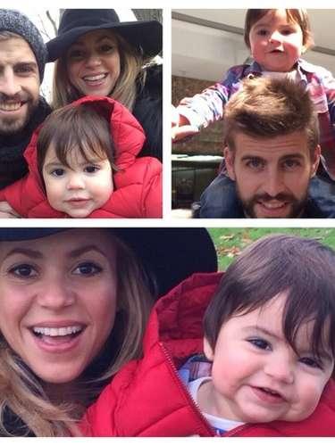 Milán,además de contar con la fortuna que heredará de sus afamados padres, también es socio del FC Barcelona debidoa la profesión que desempeña Gerard Piqué.