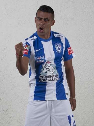 Juan Carlos Rojas pasó de Pachuca a Jaguares de Chiapas