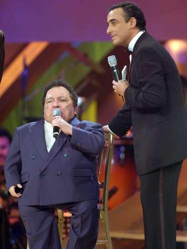 Nelson Ned.- El exitoso cantante brasileño murió en el estado de Sao Paulo tras ser internado por una neumonía. Tenía 66 años.