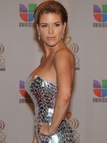 Alicia Machado fue diagnosticada con cáncer de mama en julio de 2013, tras una operación la actriz recuperó su salud. Atravesó por esta experiencia mientras actuaba en la serie 'La Madame'.