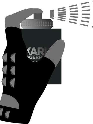 Karl Lagerfeld echó a andar su proyecto: un dúo de fragancias para ella y para él, puestas en el mercado desdemarzo de 2014, cuyos nombres no han sido revelados aún.