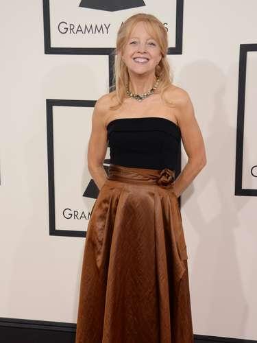 No, no, no. María Schneider solo logró irse directo a la lista 'negra' de esta alfombra roja con este diseño que definitivamente no le favoreció.