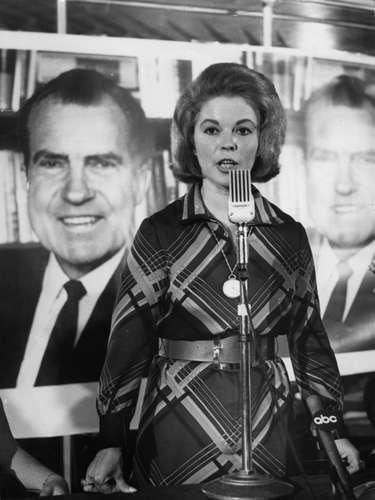 La actriz en 1968.