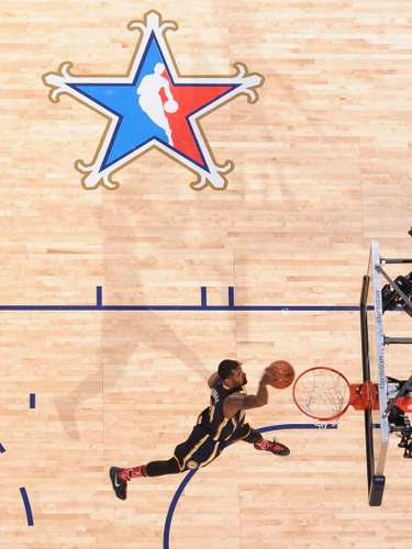 Estas son las clavadas más espectaculares del All Star Weekend de la NBA.