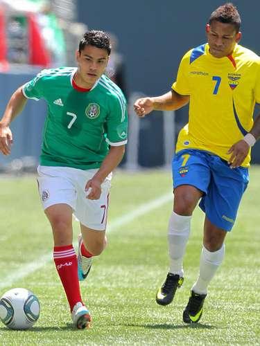 El 31 de mayo Ecuador será el contrincante mexicano en el amistoso que se jugará en Arlington. Contra los sudamericanos el Tri tiene récord de 10 ganados, 5 empates y dos derrotas. El último duelo entre ambos fue en el 2011 y terminó con empate a uno.