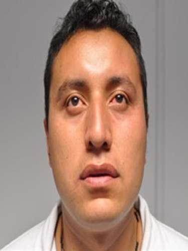 Juan Carlos Moreno Téllez, de 29 años de edad, originario de Zacatecas, reconocido como jefe de la banda, responsable de interceptar a las víctimas y realizar las llamadas de negociación.